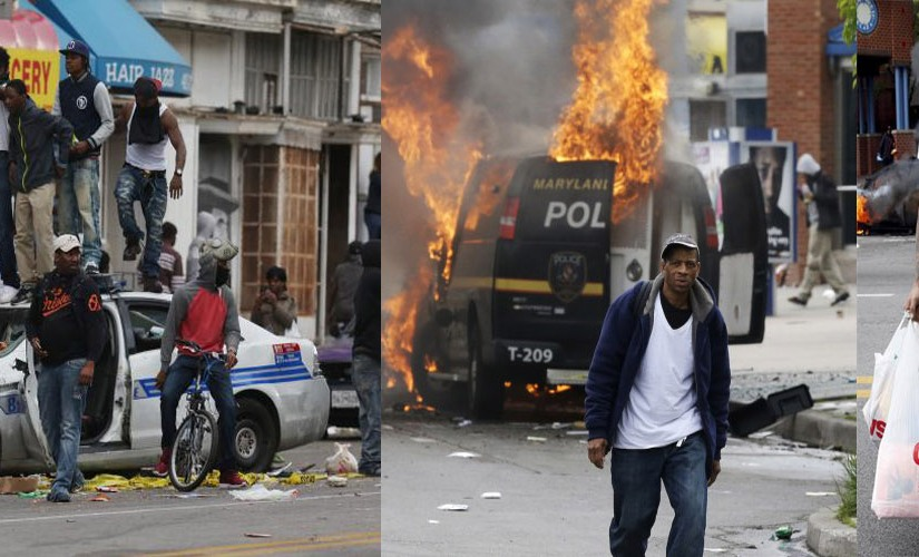 Baltimore: Cops andRobbers