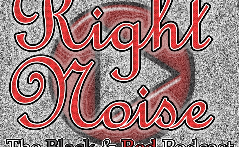 Right Noise [Political Cliches] – Black and Red